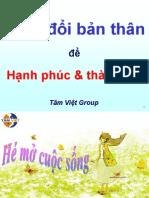 Thay Doi - He Mo Cuoc Song