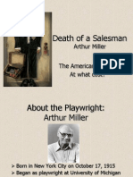 Death of a Salesman Overview