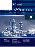 Cadernos FGV Projetos nº 1 - Energia & Petróleo