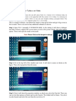 Full Screen Dos, c++ on Vista, Win 7
