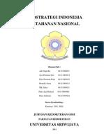 Geostrategi Indo (Ketahanan Nasional)