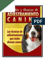 Copia de Secretos y técnicas de adiestramiento canino