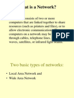 What is a Network Powerpoint Presentation3244