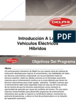 Introducción A Los Vehículos Eléctricos Híbridos