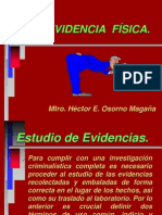 3. EVIDENCIA FISICA