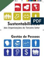 Sustentabilidade das Organizações do Terceiro Setor - GESTÃO DE PESSOAS
