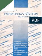 Diez Estrategias Bíblicas para sembrar iglesias