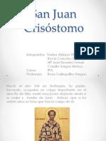 Juan Crisóstomo
