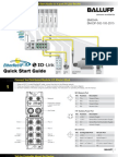 893234 Distributed Modular I/O Quick Start Guide for 4 port IO-Link Master