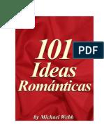 101 Ideas Romanticas
