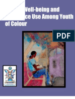 Mental Wellbeing and Substance Use Among Youth of Colour