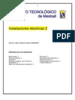 Instalaciones electricas 2-Elementos de Una Subestacion