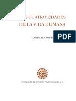 Las Cuatro Edades de La Vida Humana_Dante