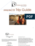 Mexico Mission - Info Guide
