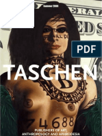 Graphic Design Taschen Magazine 2006