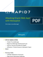 BlackHat DC 2011 Gates Attacking-Oracle-Web-Slides
