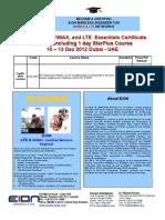 EION WiMAX Essentials Certificate Training Event Dubai UAE Dec 10 - 13 2012.pdf