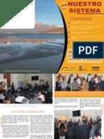 Boletín Nuestro Sistema -  Edición 16