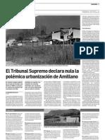 Sentencia Tribunal Supremo urbanización Amillano