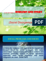 Social Problems and Issues
