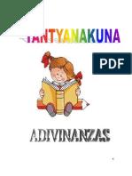 Quechua Adivinanzas