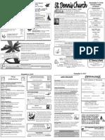 Dec 9 Bulletin