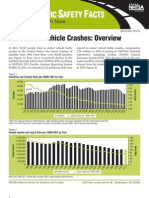 NHTSA 2011 FARS report