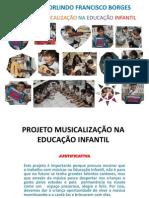 Projeto Musicalização