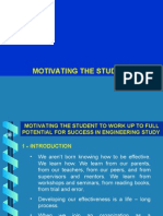 11 Motivating the Student