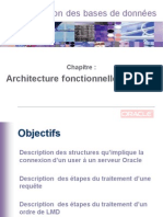 Architecture fonctionnelle d'Oracle