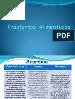 Trastornos Alimenticios (presentacion)
