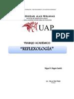 REFLEXOLOGÍA - MAGAN