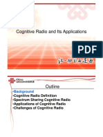 Cognitive Radio and Its Applications-Xiao Zhengrong