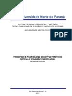 Produção Textual interdisciplinar - INDIVIDUAL 4º Semestre