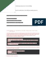 Configurar y Levantar Interfaces de Red Por CLI