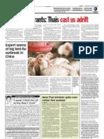 TheSun 2009-02-04 Page10 Myanmar Migrants Thais Cast Us Adrift