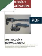 METROLOGÍA Y NORMALIZACIÓN tarea del lunes.3