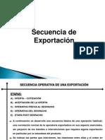 Secuencias Para Exportar