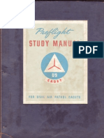 Civil Air Patrol Cadet WWII Preflight Study Manual