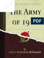 Robert McCormick - The Army of 1918