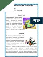 Descripcion - Narracion - Argumento - Exposicion