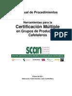 Manual Simplificacion Herramientas SIGC