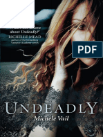 Undeadly by Michele Vail - Chapter Sampler