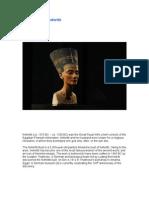 Rediscovering Nefertiti
