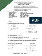 Soal UTS Kalkulus Informatika 2012-2013 55