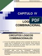 Capitulo IV Logica Combinacional[1]