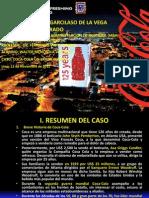 Tarea Coca Cola Error Clasico. Walter Menchola v. III Mba 121112