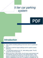 Multi Tier Car Parking System(Coll)