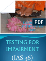 Impairment of Assets - IAS 36