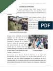 ACCIONES DE UN PROCESO, EL CASO DE KAÑARIS